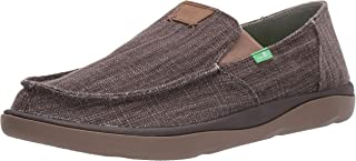 sanuk men's kyoto loafer