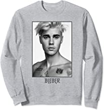 Justin Bieber Official Purpose Tour B&W Sorry Back Sweatshirt