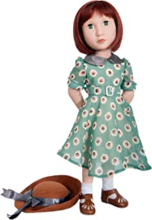 A Girl for All Time - Clementine, Your 1940s Girl Doll - 16 inch Poseable Collectible Doll - Historical Fashion Doll - Best Girls Gifts, Toys and Dolls,