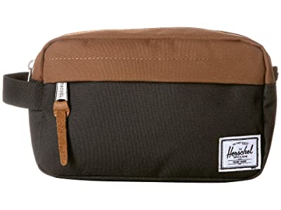 Herschel Supply Co. Chapter Carry On (Black/Saddle Brown) Bags