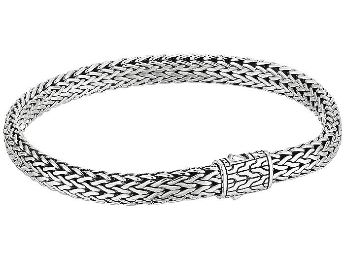 John Hardy  Classic Chain 6.5mm Bracelet (Silver) Bracelet