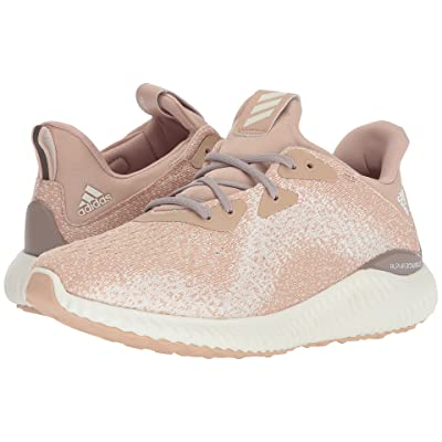adidas Running Alphabounce 1 (Ash Pearl/Off-White/Ash Pearl) Women