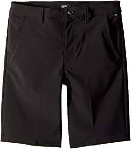 Vans Kids Authentic Decksider Boardshorts (Little Kids/Big Kids)