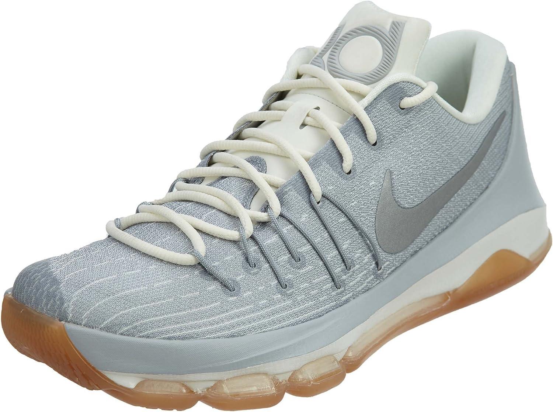 Nike Mens Kevin Durant VIII Low Top Basketball Sneaker - 10 D(M) US