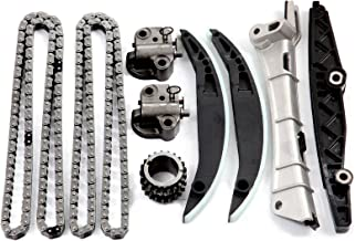 OCPTY Timing Chain Kit fits for 2002 2003 2004 2005 2006 2007 Ford Lincoln Mercury Mazda 2.5L 3.0L V6 DOHC 9-0708S