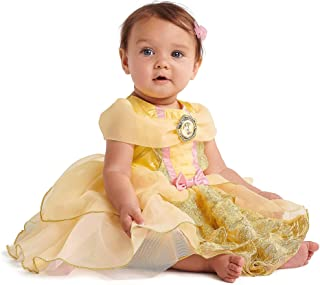 Disney Belle Costume for Baby - Beauty and The Beast Yellow