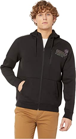 Strategic Zip Hoodie