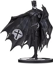 DC Collectibles Batman Black & White: Batman by Gerard Way Resin Statue, 7