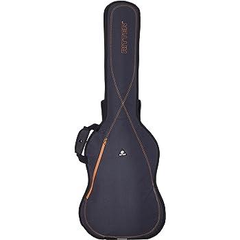Ritter RGS3-B BAJO - Funda/estuche para guitarra electrica-bajo, logo reflectante, color gris oscuro: Amazon.es: Instrumentos musicales