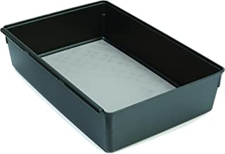 rubbermaid drawer organizer 6 x 9 gray