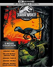 Best jurassic world 5 movie collection blu ray Reviews