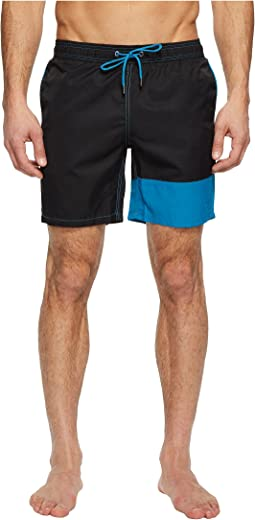 Mr. Swim - Color Block Swim Trunks