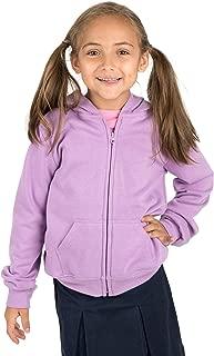 Leveret Kids & Toddler Boys Girls Sweatshirt Hoodie Jacket Variety of Colors (Size 2-14 Years)