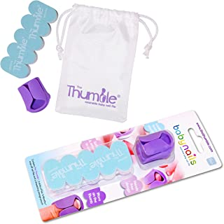 Baby Nails™ - The Wearable Baby Nail File I 6 Months+ Pack - Baby Nail Care Set (6 Months+)