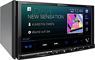 カロッツェリア(パイオニア) カーオーディオ AppleCarPlay AndroidAuto™対応 2DIN CD/DVD/USB/Bluetooth FH-9400DVS