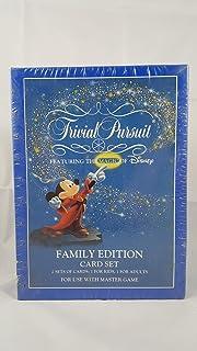 Trivial Pursuit Magic of Disney Family Edition
