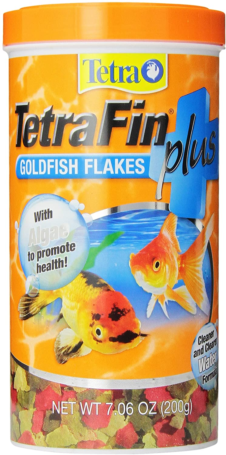TetraFin Plus Goldfish Max 90% OFF Flakes 7.06 With Ounces A 5 ☆ popular Diet Balanced