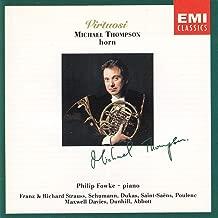 Virtuosi: Michael Thompson- Horn Recital