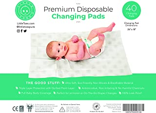 Best disposable pads baby Reviews