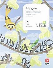 Lengua, Avanzado. 1 Primaria. Más Savia. Andalucía