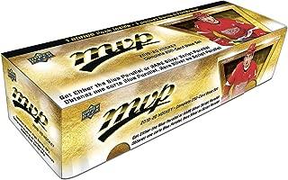 2019-20 Upper Deck MVP Hockey Retail Edition Complete 250 Card Factory Set - Hockey Wax Packs