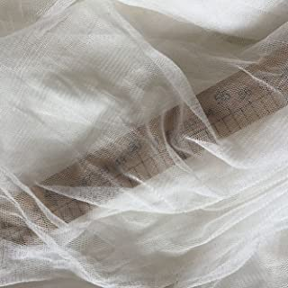 Knitted Tulle 30gsm Silk Fabric 135cm 53