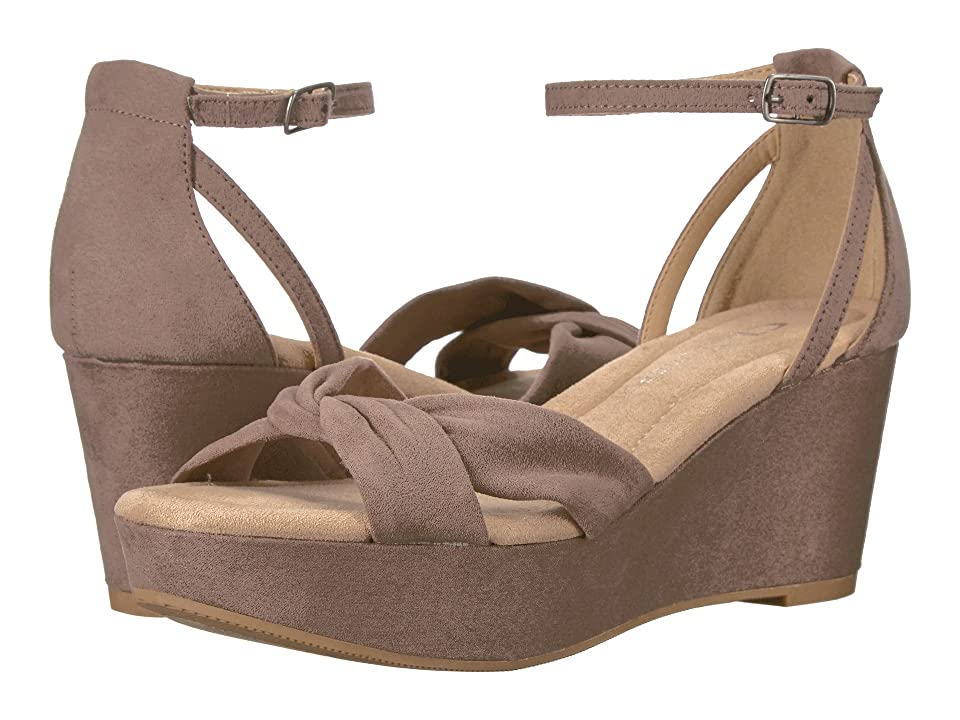 CL By Laundry Devin (Dusty Taupe Super Suede) Women
