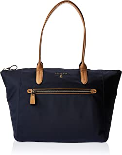 Michael Kors Kelsey Large Nylon Tote for Women-Admiral