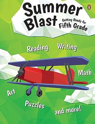 Summer Blast: Getting Ready For Grade 5