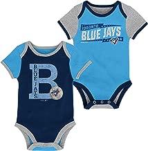 MLB Newborn Infants Baseball Star 2 Piece Bodysuit Creeper Set
