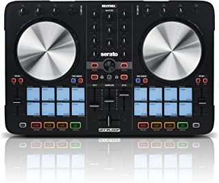 Reloop Beatmix 2, 2-Deck Serato Performance Pad DJ Controller
