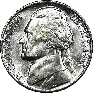 1943 2 jefferson nickel