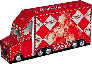 Coca-Cola Adventskalender, 20 Dosen und 4 Überraschungen