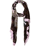 Kate Spade New York - Print Mix Oblong Scarf