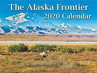 The Alaska Frontier 2020 Calendar, 9 x 12 inch Monthly Wall Calendar