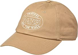ccfd51aeb05 Vans Captain Shield Courtside Hat at Zappos.com