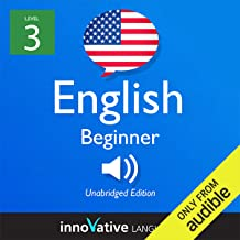 Learn English with Innovative Language's Proven Language System - Level 3: Beginner English: Beginner English #4