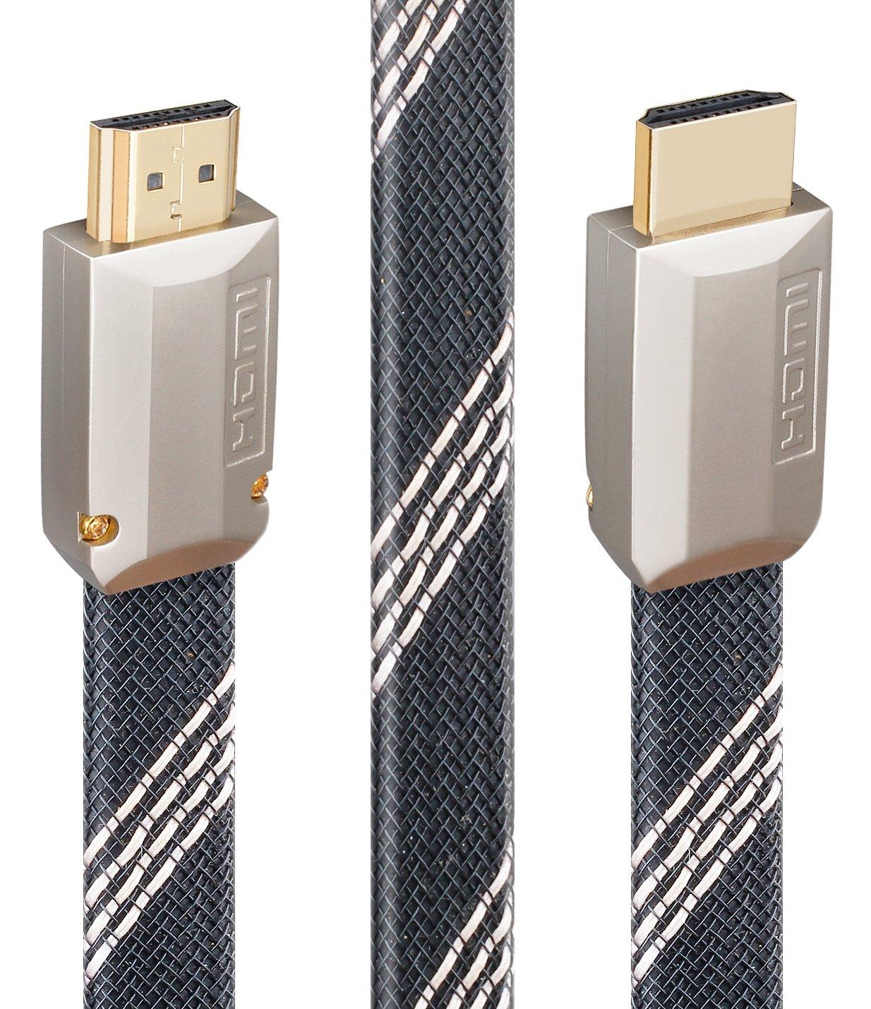 polok Cable HDMI 4 K UHD HDMI 2.0 18 Gbps Ethernet 3D y de Retorno ...