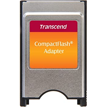 Transcend CF2PC Compact Flash Adaptor