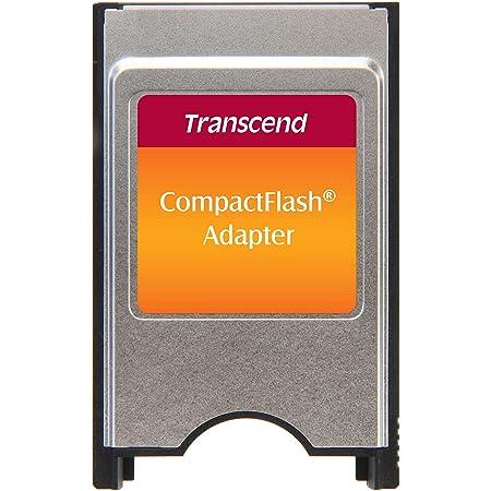 Transcend PCMCIA Ata Adapter for Cf 2 Card