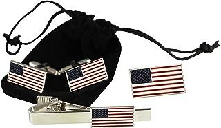 Best 14k yellow gold american flag lapel pin Reviews