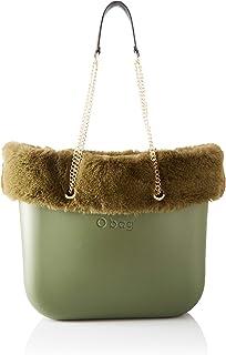 O bag Borsa Completa Obag 09, Bolso tipo tote para Mujer,