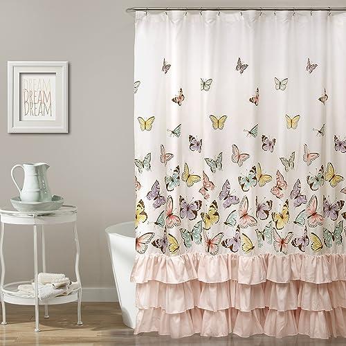 Butterfly Bathroom Decor Amazon Com