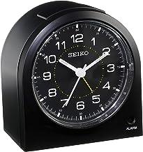 ساعة منبه جانبي السرير Seiko 3 بوصة مدمجة وخفيفة الوزن