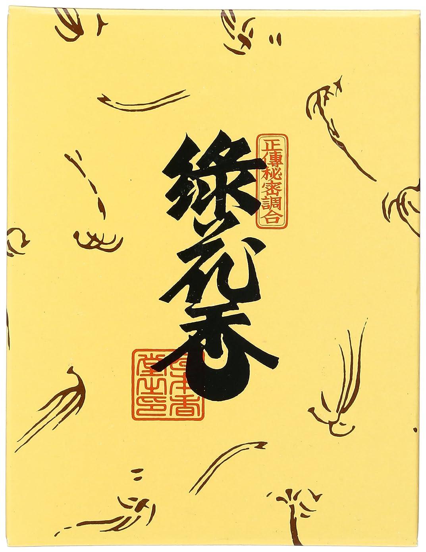 ショートカット検体フラップ緑花香 紙箱 30g入