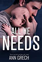All He Needs: A MMM Romance (My Truth Book 1)