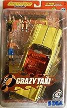 Crazy Taxi Series 2 Axel Action Figure Set