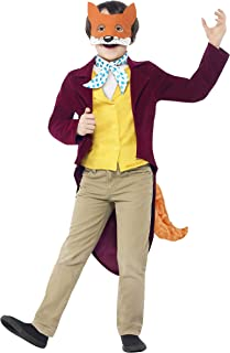 Roald Dahl Fantastic Mr Fox Costume ~ Large