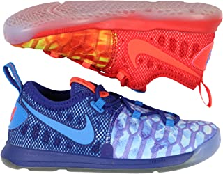 KD 9 Toddler 855910 400 (Right Blue, Left Red)