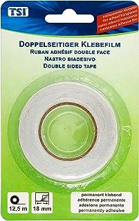 TSI Dubbelzijdige Tape 18mm x 12.5M
